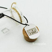 G-DRAGON BIGBANG ONE OF A KIND Necklace titanium steel Kpop New