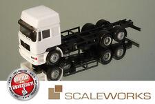 Herpa / Scale Works 905073 MAN F2000 Evo HD Hängerzug Motorwagen 7,15m WK WP