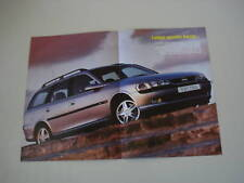 - POSTER ANNO 1997 - OPEL VECTRA STATION WAGON