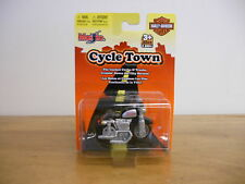 Maisto Cycle Town 15013 black/Grey Sportster 1200