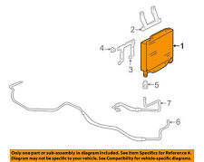 GM OEM Transmission Oil-Fluid Cooler 89022535