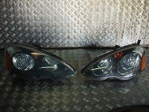 JDM 01-05 Honda Acura Integra TypeR TypeS RSX DC5  Headlights HID
