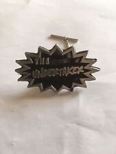 The Undertaker A126 Tie Pin With Chain Made From English Modern Pewter