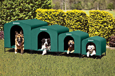 HoundHouse Dog Kennel Dog House Pet Bed NEW