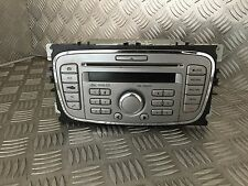 AUTORADIO CD - FORD FOCUS II (2) - De 01-2008 à 12-2010