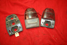 Triumph TR2000 Rear Tail Lamp Assemblies
