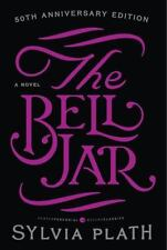 The Bell Jar by Sylvia Plath 50th Anniversary Edition (2013, Paperback)