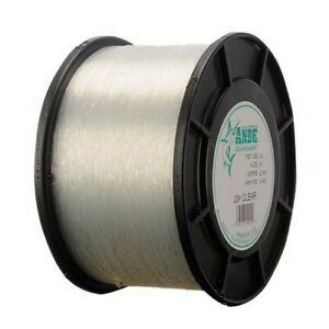 Ande PC1/4-10 Premium Clear 10# 1/4lb Spool Monofilament Fishing Line