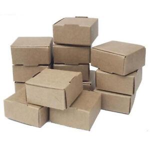 10pcs 3D Mini Express box Miniature Dollhouse Gift Box Furniture Kits Toysj Jw