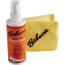 Gibson AIGG - 950 Pump Polish avec Chiffon à lustrer-vernis