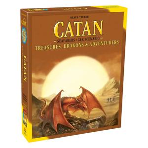 Catan Treasures Dragons & Adventurers