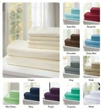 DEEP POCKET 2100 COUNT 6pc King SHEET SET : HOTEL LUXURY SOFT