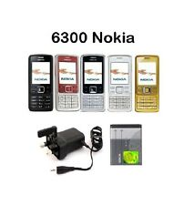 New Condition Nokia 6300 Unlocked Camera Bluetooth Classic Mobile All Colours UK