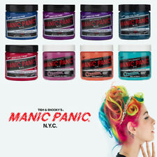 [MANIC PANIC] SEMI-PERMANENT HAIR COLOR DYE CREAM 4OZ CLASSIC&CREAMTONE PASTEL