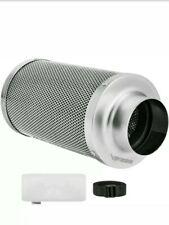 "VIVOSUN 6"" Air Carbon Filter Odor Control Fan using Australia Virgin Charcoal"