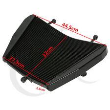 Black Radiator Cooler Cooling For Honda CBR 1000RR 1000 RR 2008 2009 2010 2011
