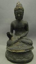 BUDDHA Bronze STATUE HEIGHT 16cm Width 9cm