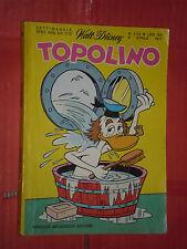 WALT DISNEY -TOPOLINO libretto- n° 1114- (L) - originale mondadori- anni 60/70