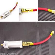 CAR Liquid Filling Oil Cylinder injector Filler Tube R134a R12 R22 600-3000PSI
