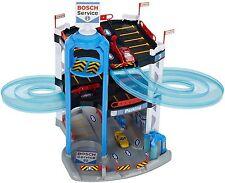 Theo Klein 2811 - Bosch Car Service Parkhaus, 3 Ebenen, Spielzeug NEU/OVP