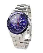 SEIKO Chronograph SND255PC Men's Watch New in Box