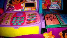 Fisher Price Doras Talking Cash Register, NEW IN BOX, adorable gift