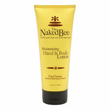 The Naked Bee Nag Champa Moisturizing Hand Body Lotion 6.7 oz Brand New