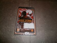 Game Psp Version French: Killzone: Liberation - New - Blister