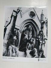 Black Sabbath 8x10 photo b