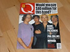 Q Magazine 122 [Nov 96] Lee Hurst,REM,Pink Floyd,Billy Bragg,Phil Collins,Manics