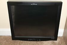 """Planar PT191MU-BK 19"""" Touch Screen Monitor w/ speakers for POS w/out power cord"""