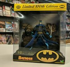 Batman Limited 100th Edition - DC Comics Figure Display Statue Kenner