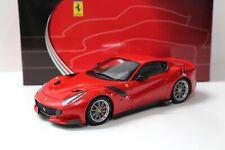1:18 BBR Ferrari F12 TDF Rosso Corsa 322 FULL OPENING