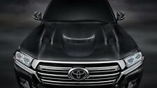 for TOYOTA LAND CRUISER LC200 2016+ KHANN CARBON HOOD
