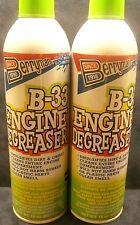 Berryman 1133 B-33 Engine Degreaser - 16 oz. 2 PACK.