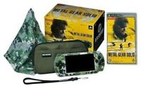 "PSP ""PlayStation Portable"" Metal Gear Solid Peace Walker Premium Package Japan"