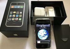 Apple iPhone 1st Generation 2G - 4GB MA501LL/A A1203 iOS Version 1.0 Excellent