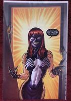 Venom #1 Quinones Virgin Variant 1:50 - Spider-Man #678 Homage BUBBLE VARIANT!