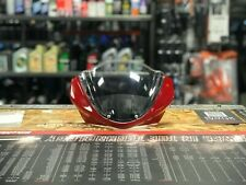 Ducati Monster Red Cowling & Windshield
