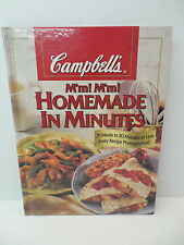 Campbell's M'm! Good Homemade In Minutes Recipe Cookbook