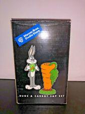 Warner Bros. Bugs and Carrot Salt & Pepper Set, Brand New Sealed