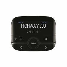 PURE Highway 200 DAB+/FM Car Radio Adapter - Black