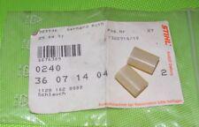 Stihl Schlauch für  MS460, 046 -Original Ersatzteil 1128 162 8000 (2 Stück)(502)