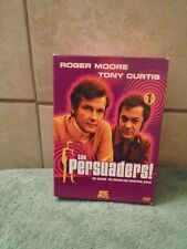 The Persuaders - Set 1 (DVD, 2003, 4-Disc Set)