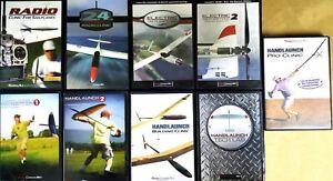 Radio Control & Control Line DVD Set