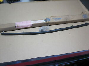 NOS 1973 Lincoln Mark IV Rear Bumper Impact Strip D3LY-17C830A