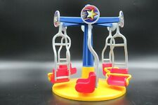 Playmobil Playground swinging carousel Parts only 1986