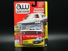 AUTO WORLD 1975 BUICK ESTATE WAGON MUSCLE WAGONS VER B R4