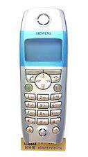 SIEMENS GIGASET S1 Téléphone portable S100 S150 SX150 SX100 bleu océan + 2x