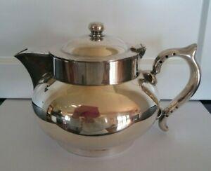 Challenge/Perfect/Robur Teapot C1940s EPNS A1 - VGC